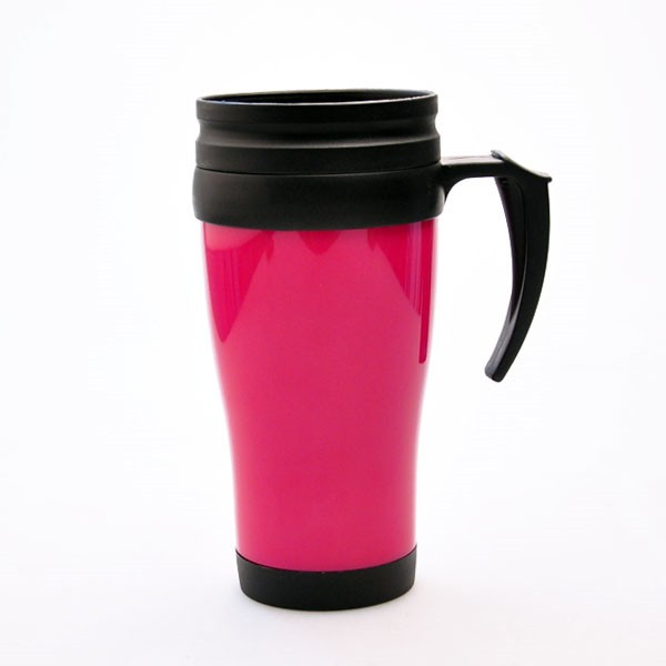Xinyuetang plastic travel coffee mugs 480ml,16oz-ounce XYT-CU404