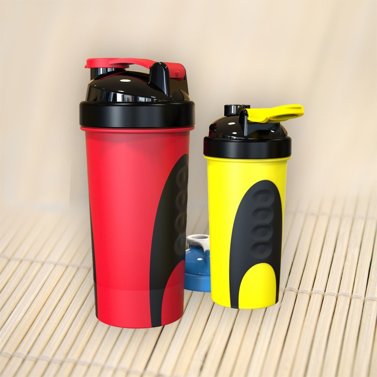 Xinyuetang joyshaker new drinks shaker bottle BPA free 600ml clear colors  XYT-YS747