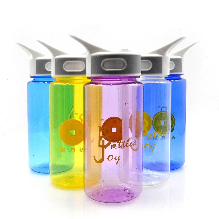 Xinyuetang Kids sports water bottle 600ml flip cap 600ml XYT-TK811-B