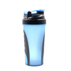 Xinyuetang joyshaker cheap Shaker Bottle of factory outlet sports water bottles 600ML Blue XYT-YS747