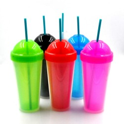 Xinyuetang personalized tumbler cups cheap for promotion gift 480ml plastic XYT-JLS16519
