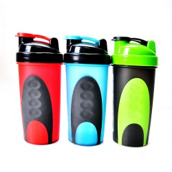 Xinyuetang joyshaker protein powder shaker bottle 600ml colors  XYT-YS747