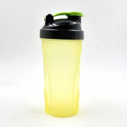 Xinyuetang joyshaker bpa free shaker bottle small 600ml clear colors  XYT-YS747