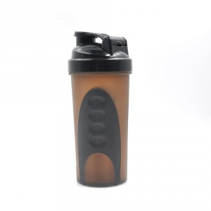 Xinyuetang shaker bottles Wholesale sports bottle 600ML Brown XYT-YS747