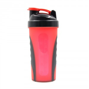 Xinyuetang protein shake bottle BPA free Protein Drink Shaker Cup 600MLXYT-YS747