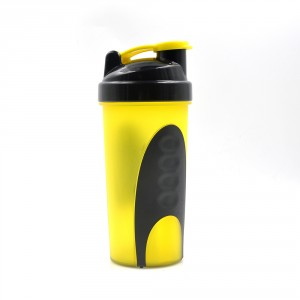 Xinyuetang joyshaker protein shaker bottle custom 600ml for gyms XYT-YS747