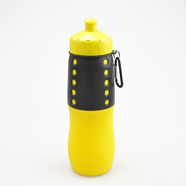 Bottedjoy Best water bottle for running BPA free silicone sports drink bottles whole  wholesale XYT-YDS001-3