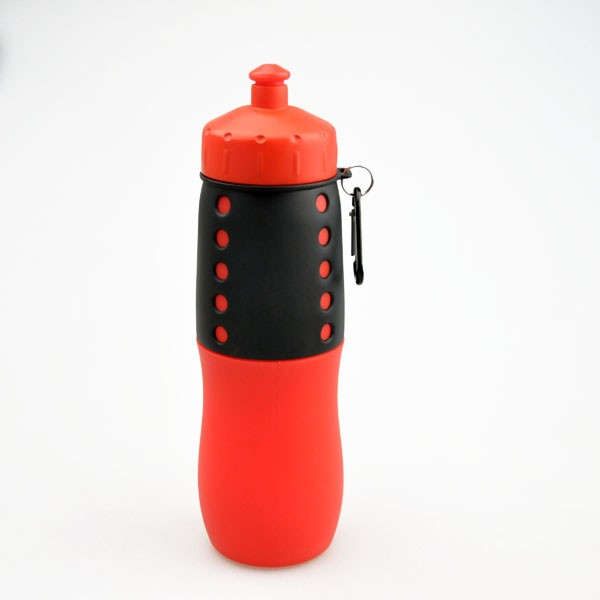 Bottledjoy Silicone water bottle BPA free silicone travel bottles wholesale discount price XYT-YDS001-6