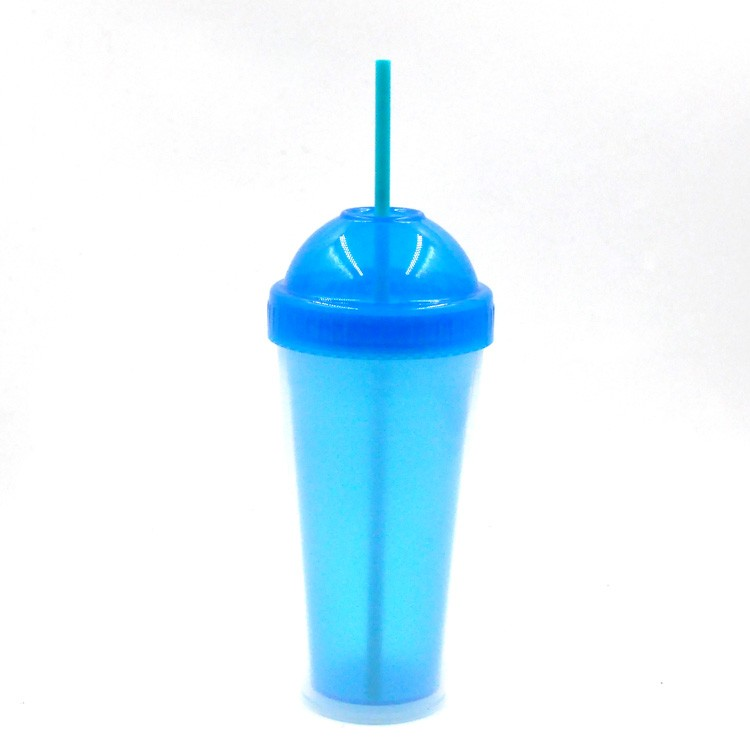Xinyuetang design your own cups with lids & straws wholesale 480ml BPA free XYT-JLS16519