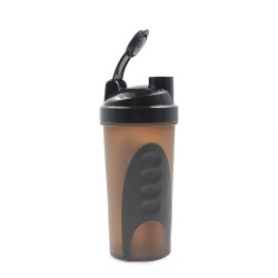 Xinyuetang best personalized shaker bottles wholesale 600ml brown XYT-YS747