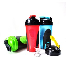 Xinyuetang joyshaker mixer shaker bottle BPA free 600ml colors  XYT-YS747