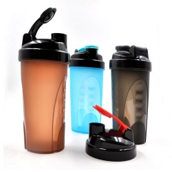 Xinyuetang joyshaker new shaker bottles cheap wholesale BPA free 600ml clear colors  XYT-YS747