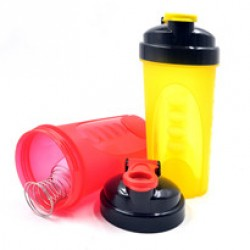 Xinyuetang joyshaker sports shaker bottle BPA free 600ml clear colors  XYT-YS747