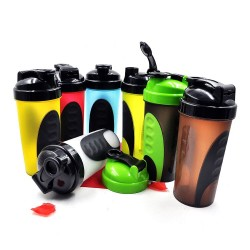 Xinyuetang joyshaker new power shaker bottle BPA free 600ml clear colors  XYT-YS747