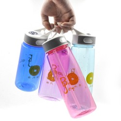 Xinyuetang spill-proof tritan water bottle bpa free 800ml XYT-TK810-B