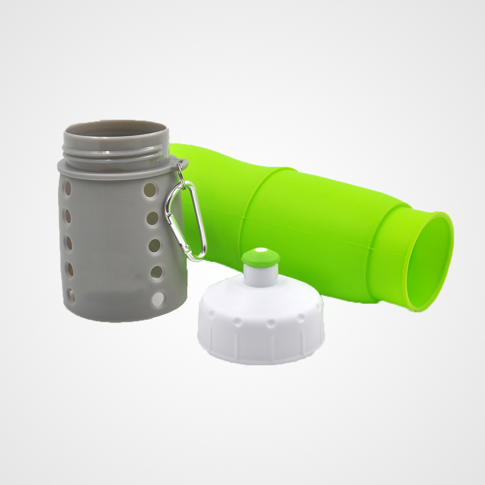 silicone squeeze bottle