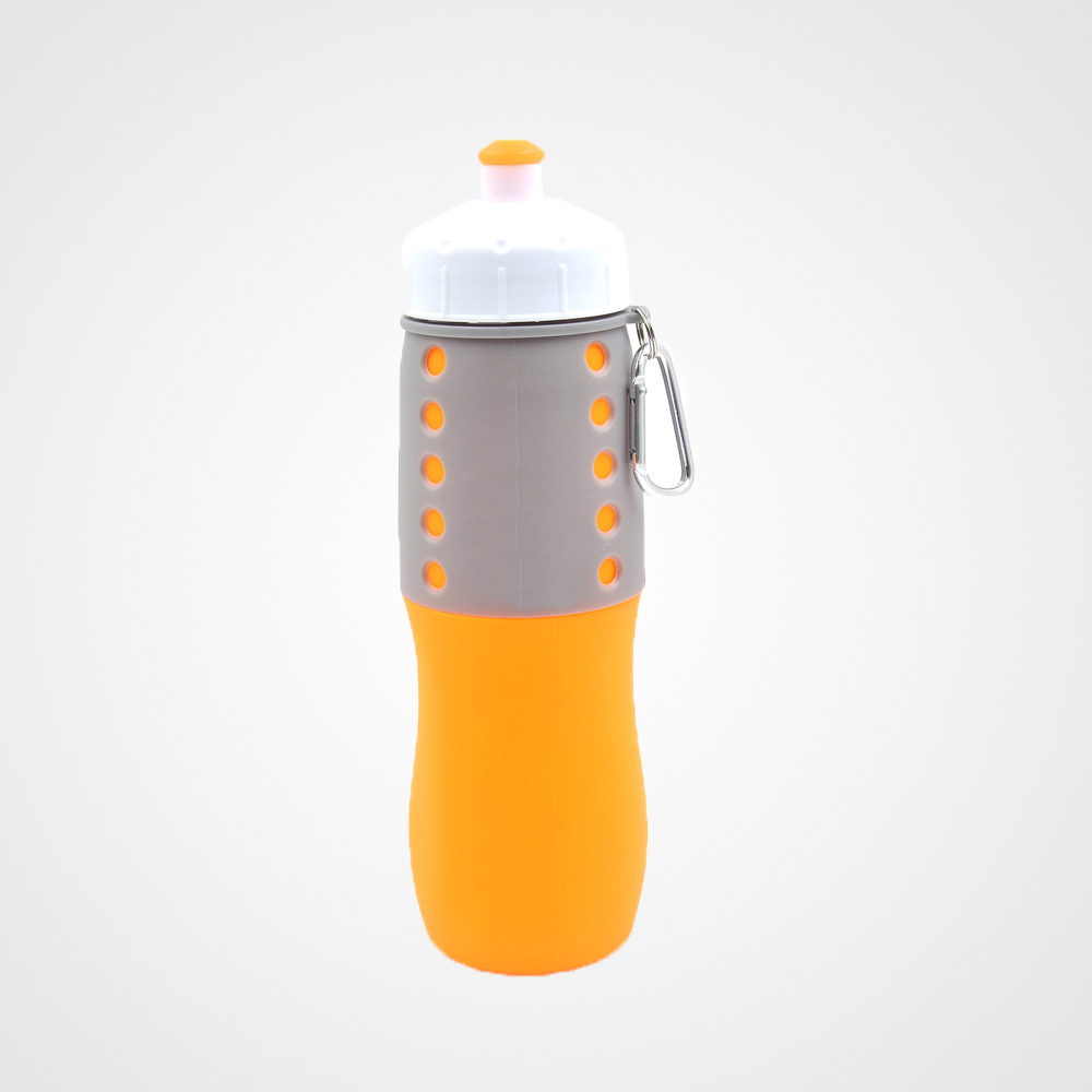 glass silicone bottle
